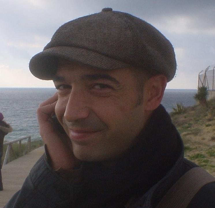 Luis Alejandro from Seville