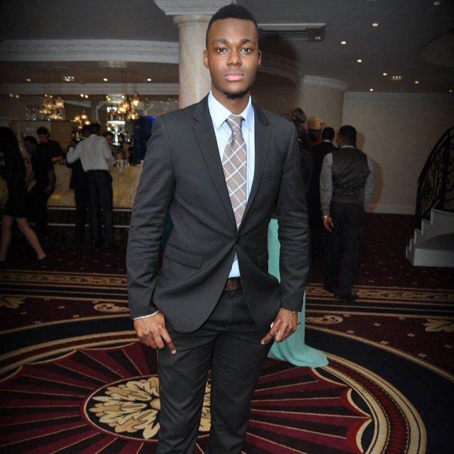 Ndubuisi from London