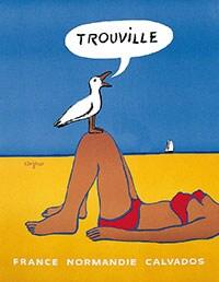 Dominique from Trouville-sur-Mer