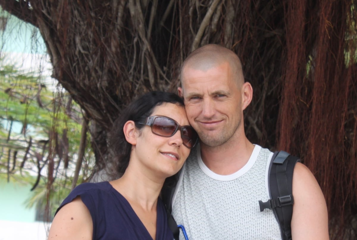 We are Kenneth and Linnea. we have two boys 14 and