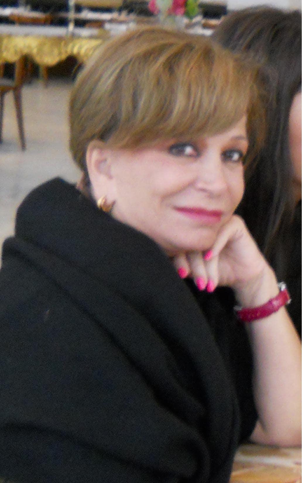 Lourdes From Rosarito, Mexico