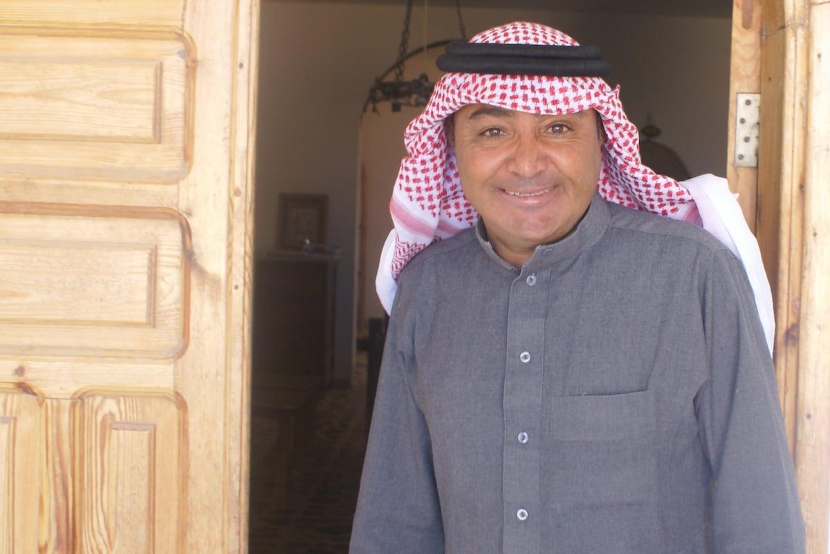 Atallah from Petra Bedouin Village