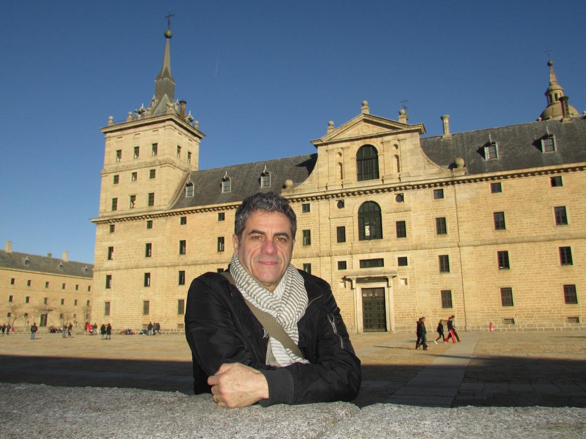 Eyder from Madrid