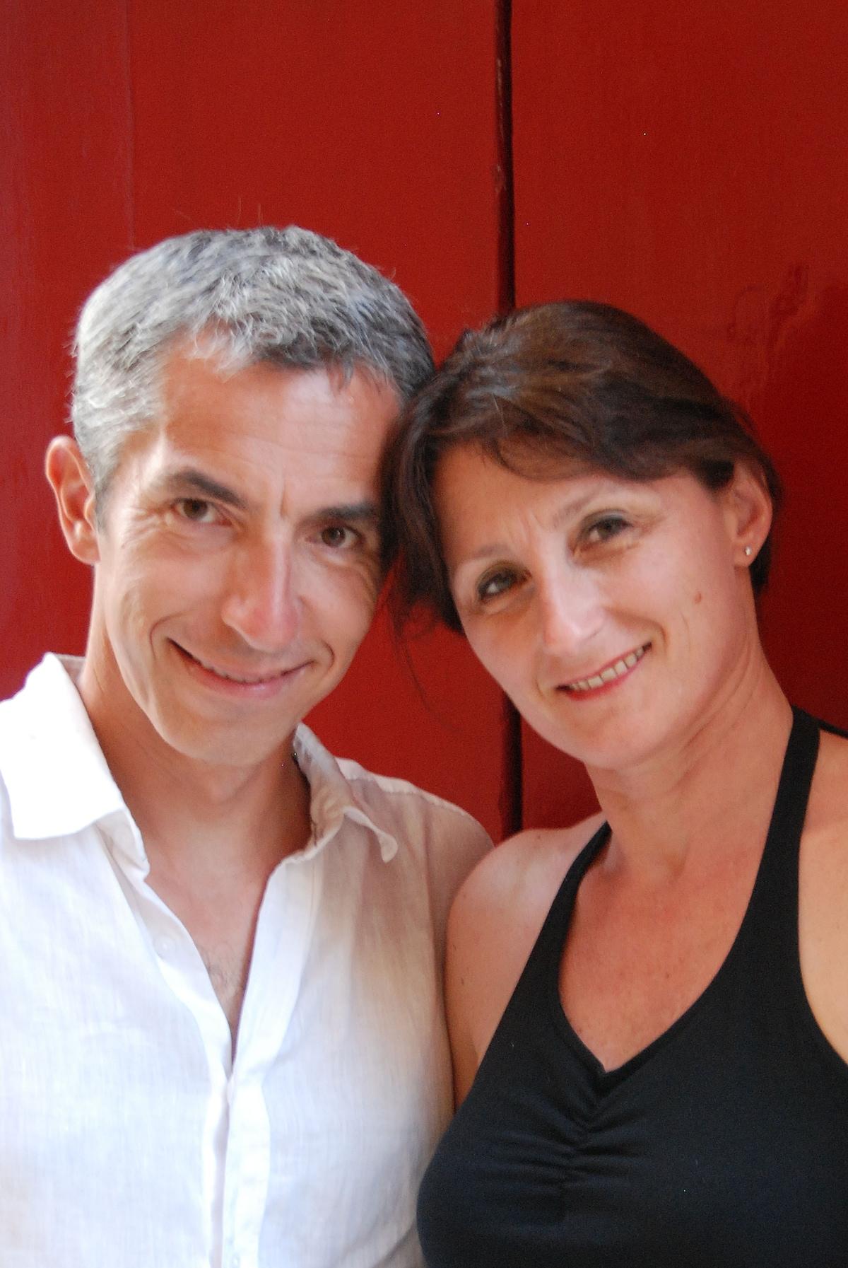Nathalie & Frédéric from Sliema