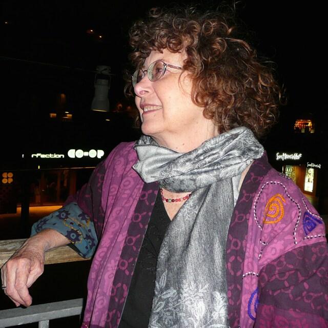 Mary from Nevada City