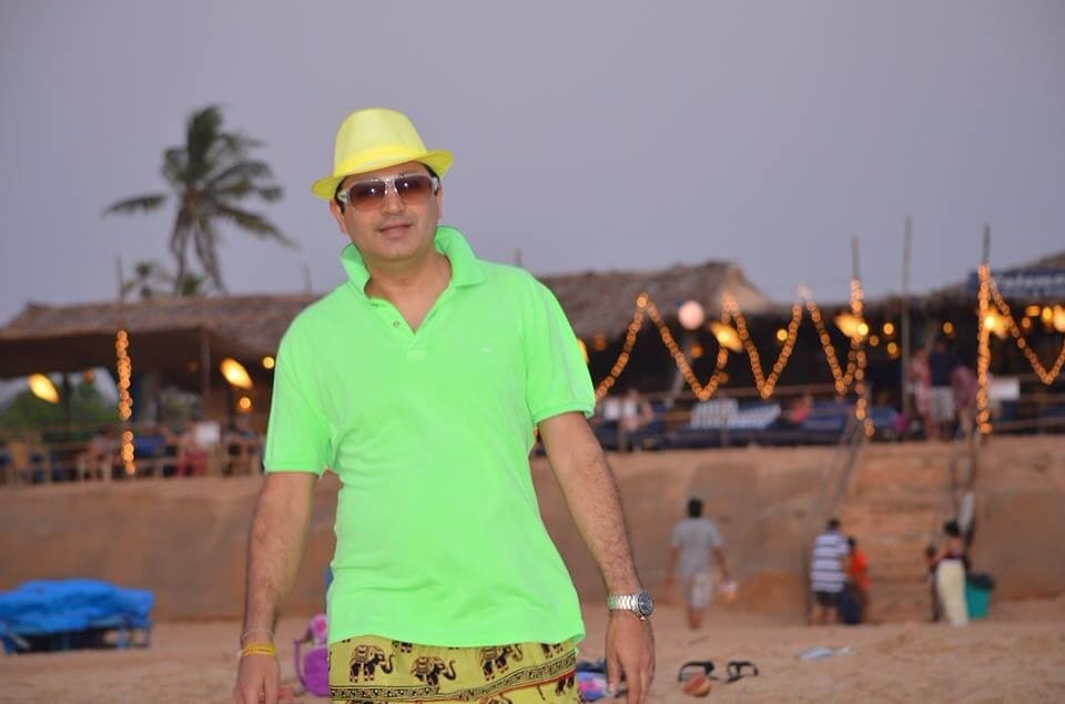 Anuj from New Delhi