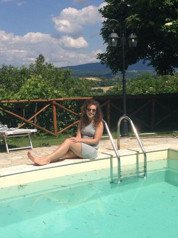 Benedetta From Marsciano, Italy