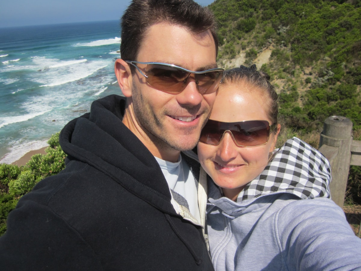 Sybil And Jason From Port Macquarie, Australia