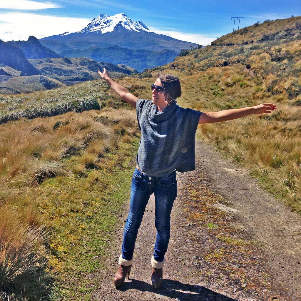 Nataliya From Quito, Ecuador