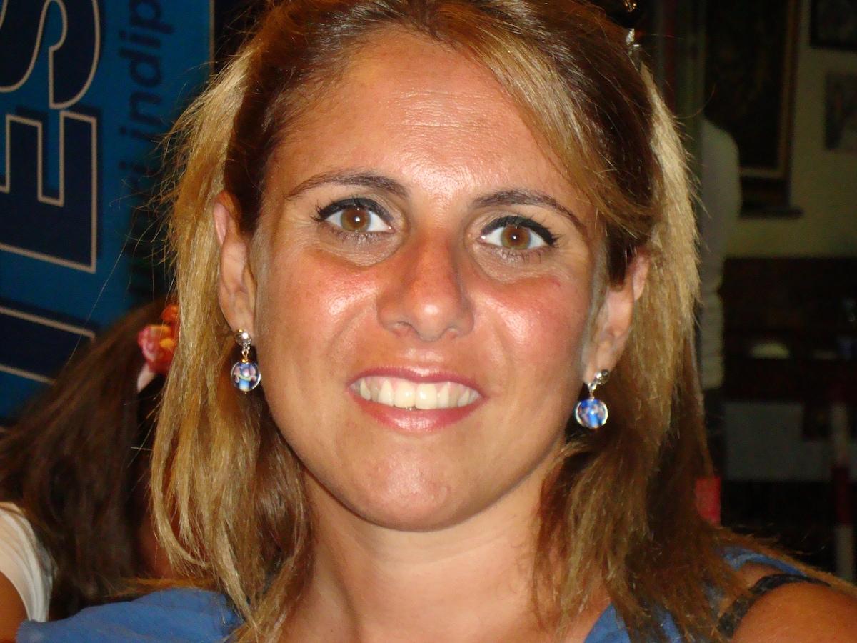 Antonella from Terracina