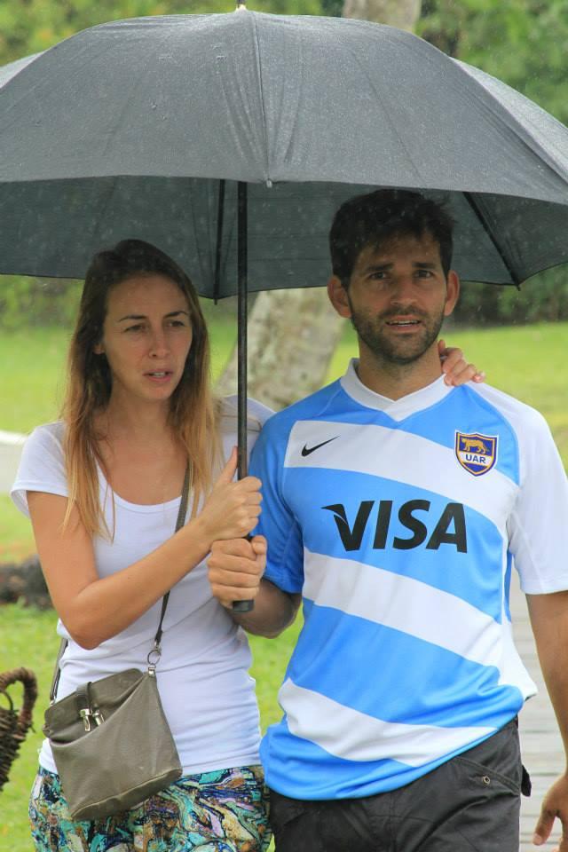 Esteban & Andrea From Morro de São Paulo, Brazil