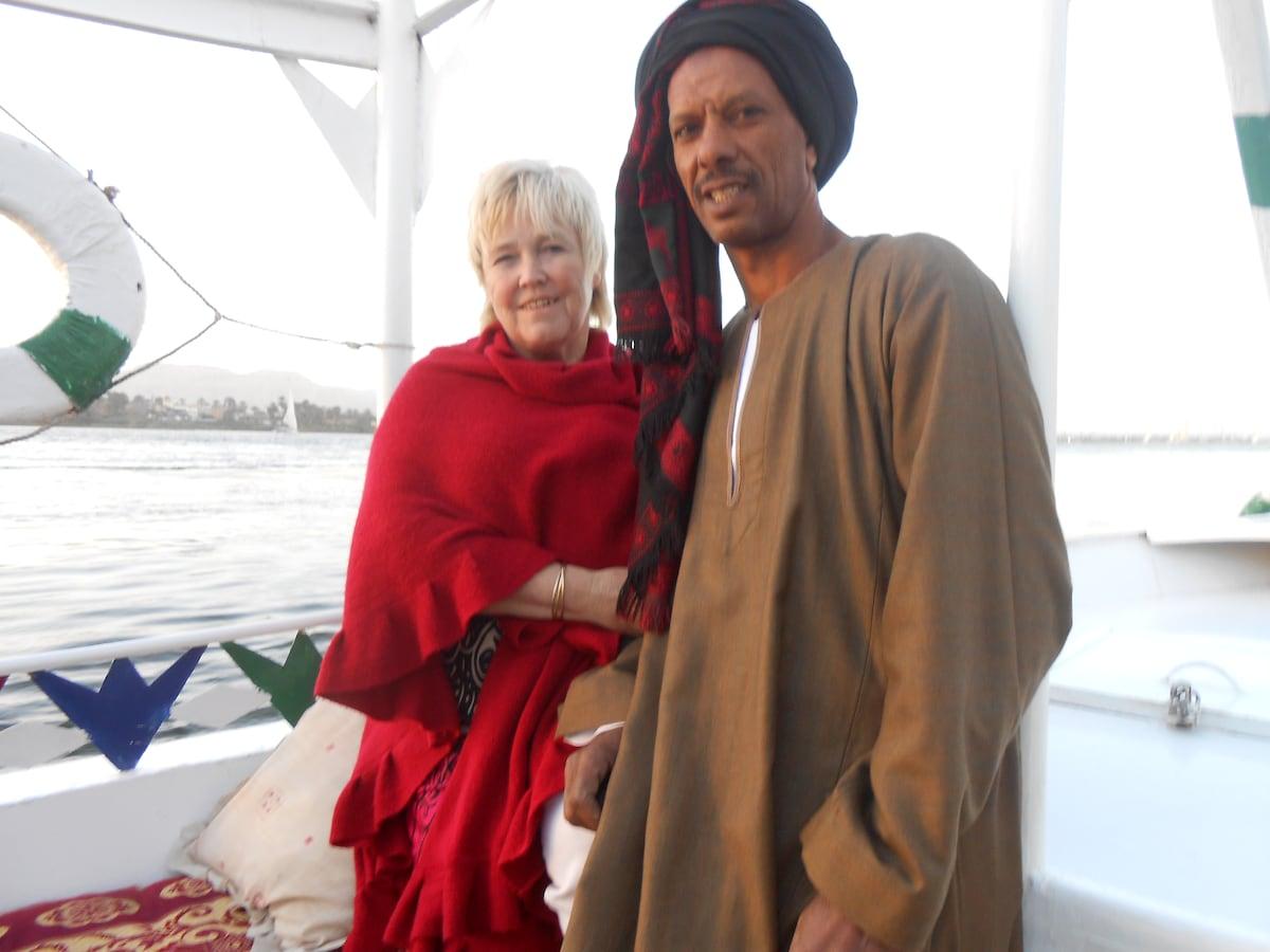 Linda from Luxor