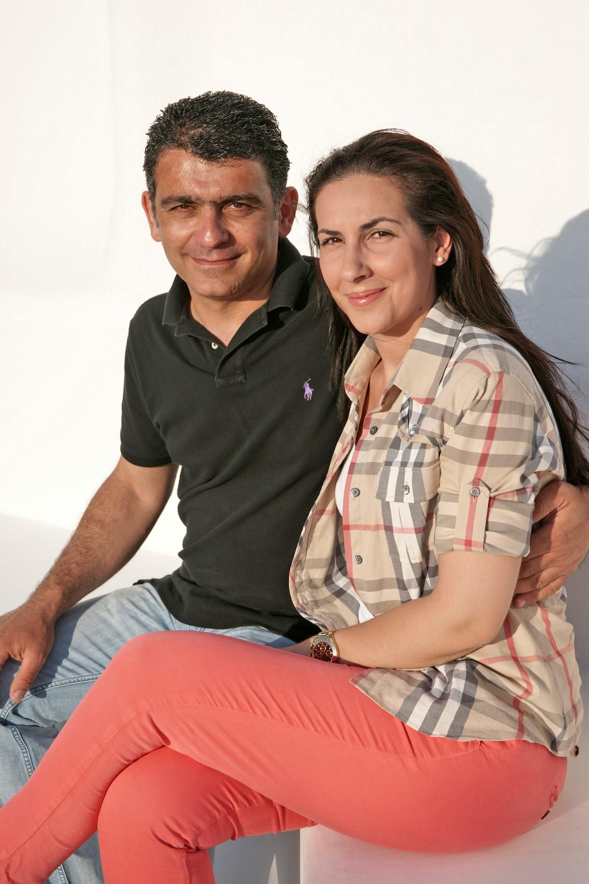 Eleni From Paros, Greece