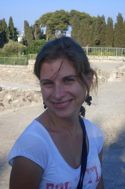 Natalia from St Petersburg