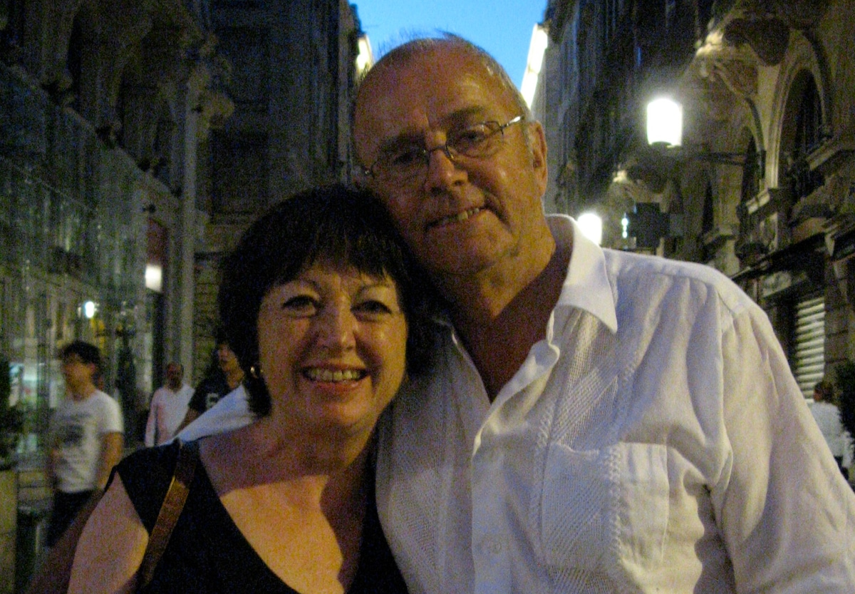 Marie-Christine And Willy from Le Pian-sur-Garonne