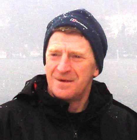 Giles from Kilcolgan village