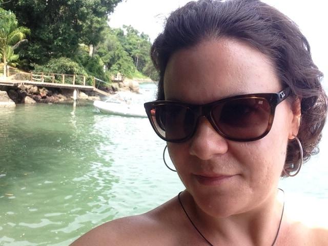 Janaina From Paraty, Brazil