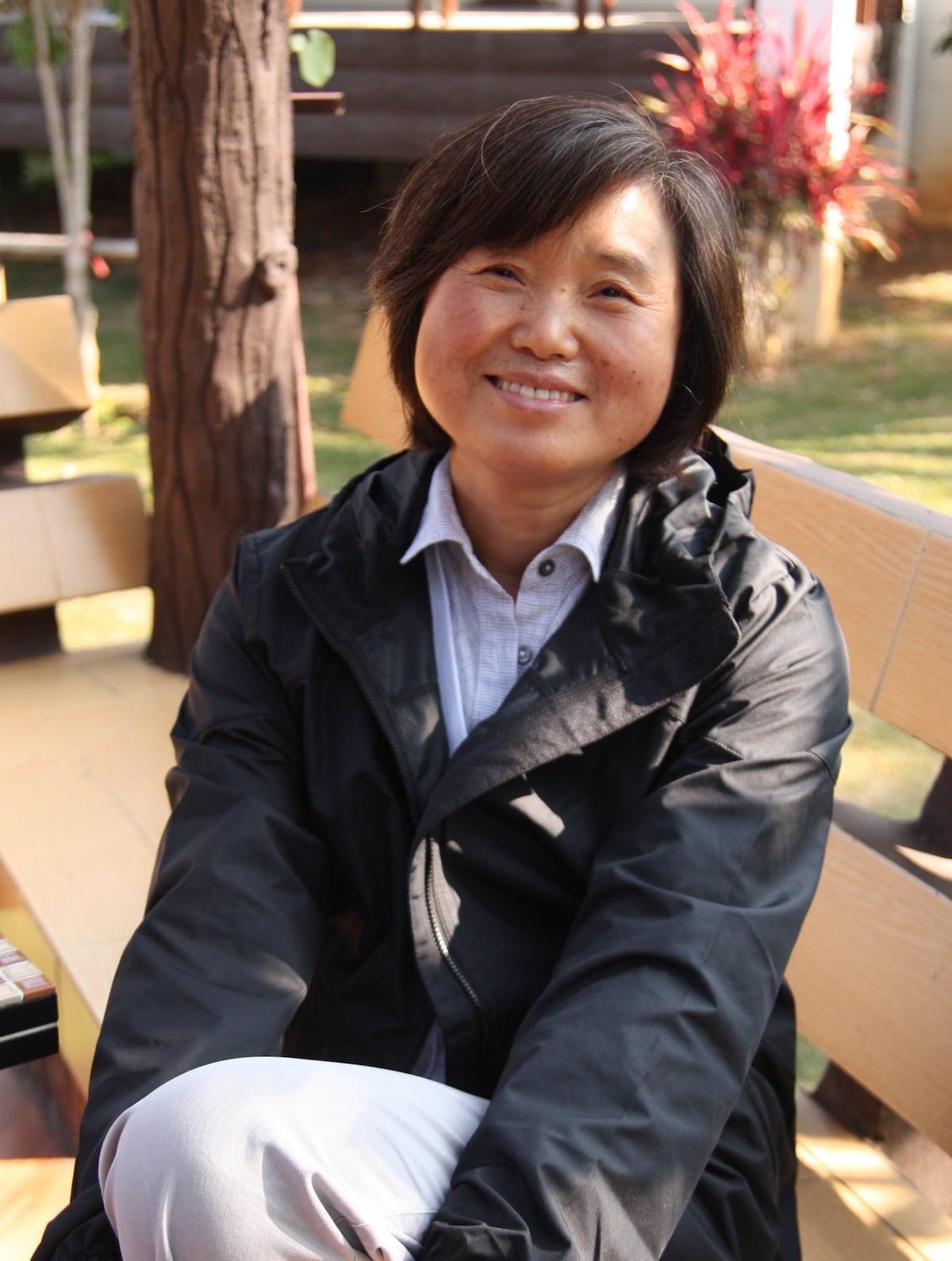 기채 (Susan) from Cockatoo