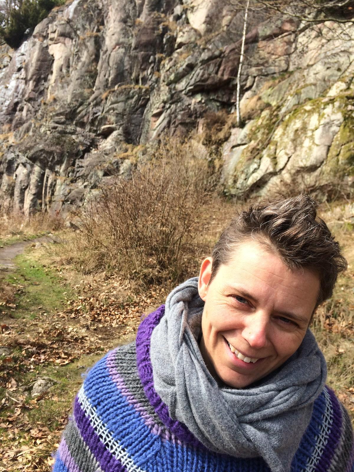 Annette From Gentofte, Denmark