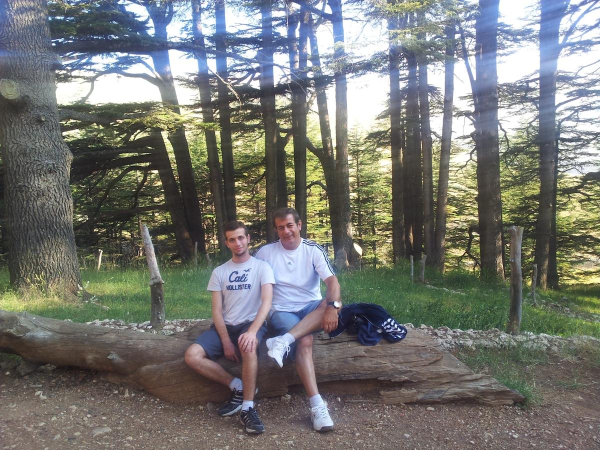 Antoine From Beirut, Lebanon