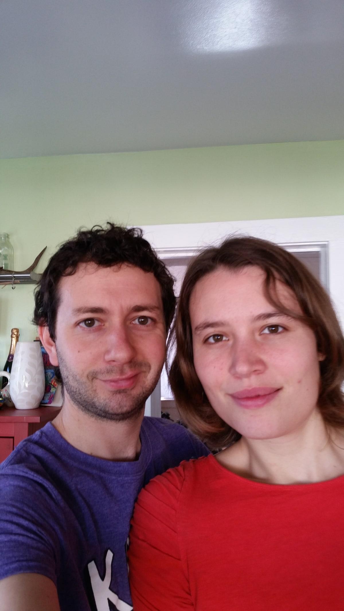 Vanick And Deborah from San Francisco