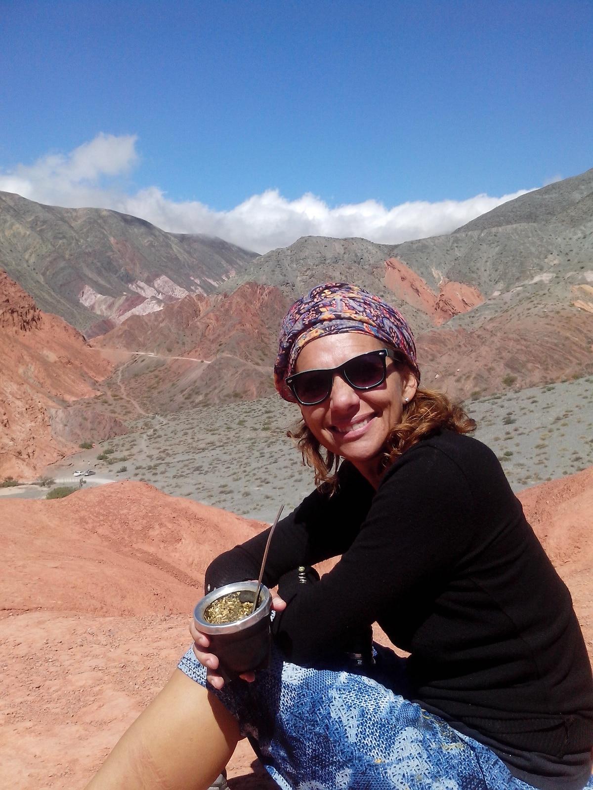 Miriam From Rosario, Argentina