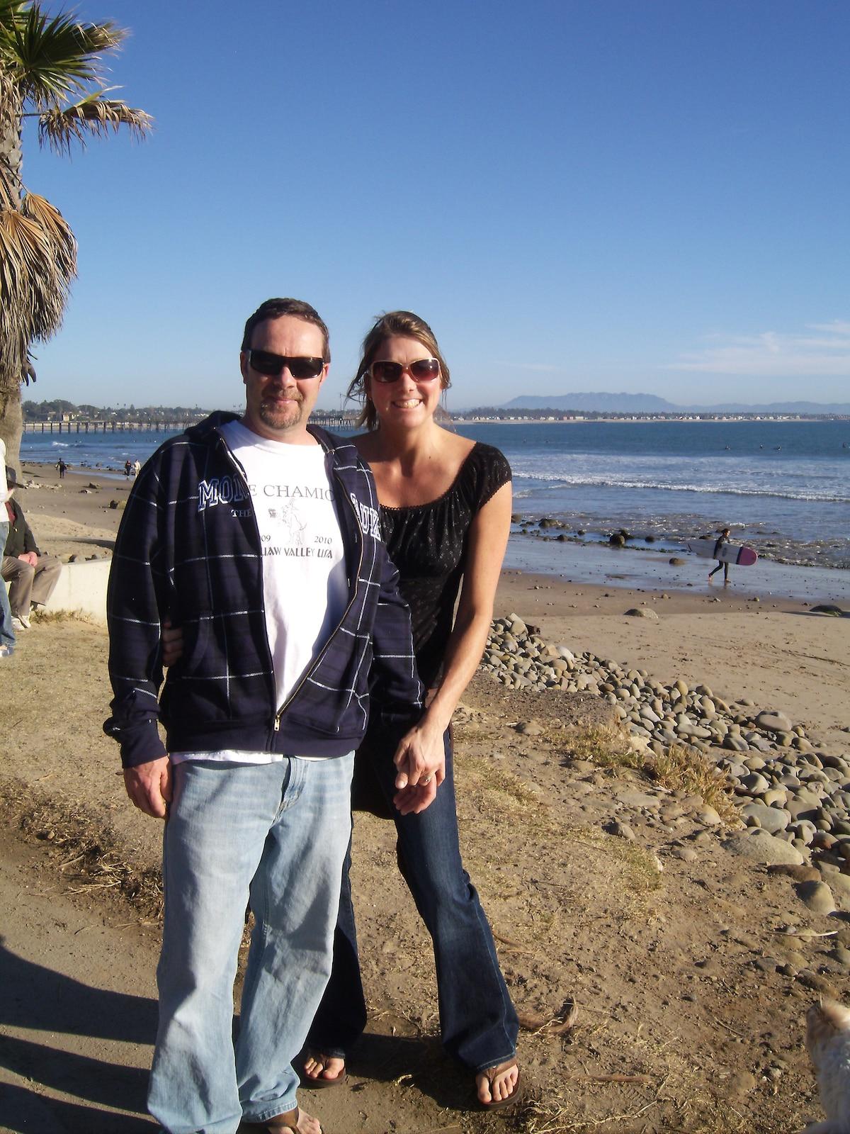 Suzi And Scott from Carnelian Bay