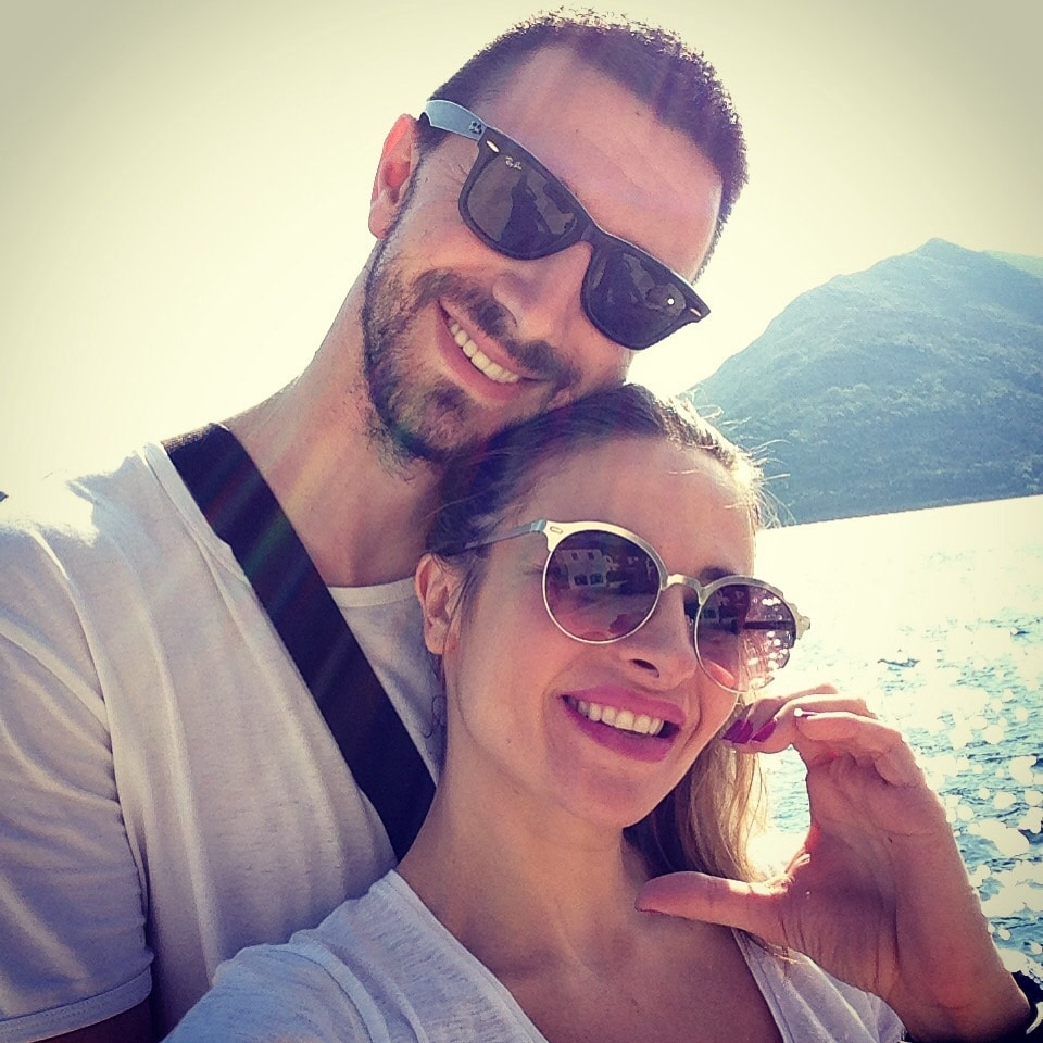 Mladen And Milena from Budva