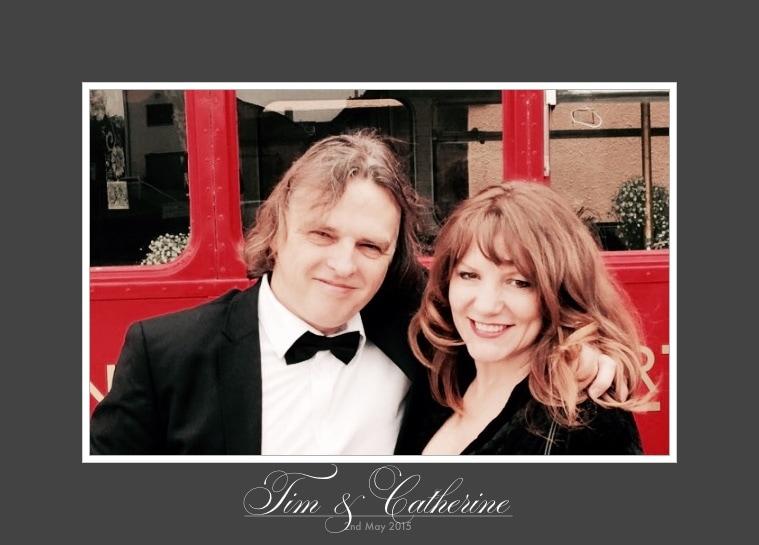 Tim &  Catherine from Cheltenham