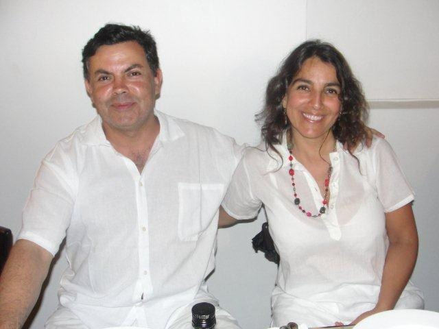Beatriz from Valparaíso