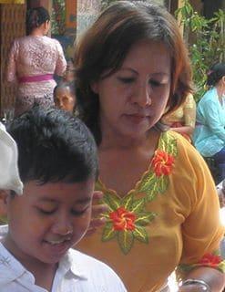 Ketut Ariani from Tabanan