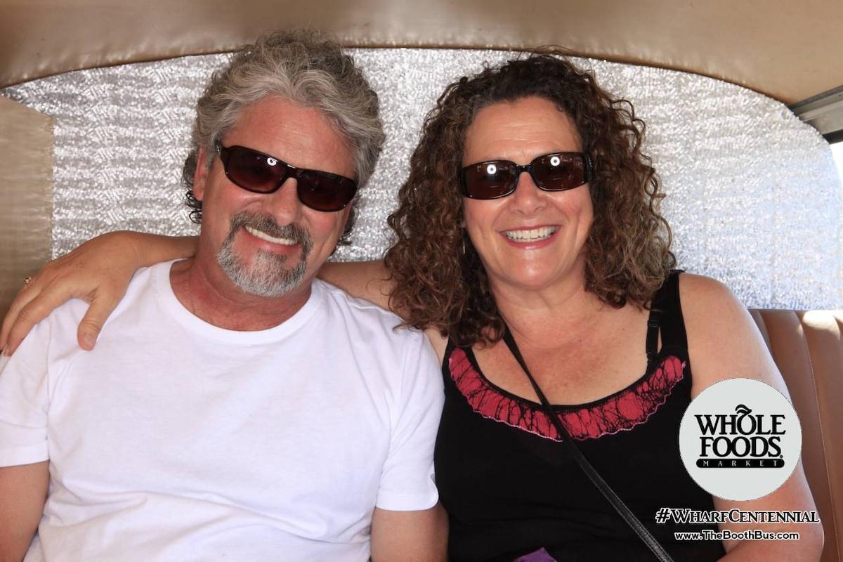 Geoffrey And Colleen from Santa Cruz