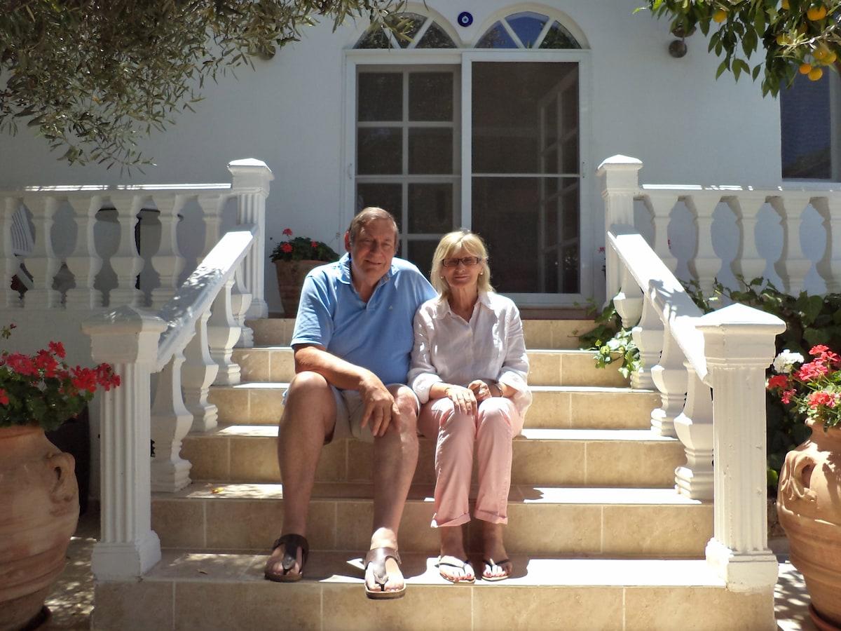 Nick & Maggie from Kusadasi