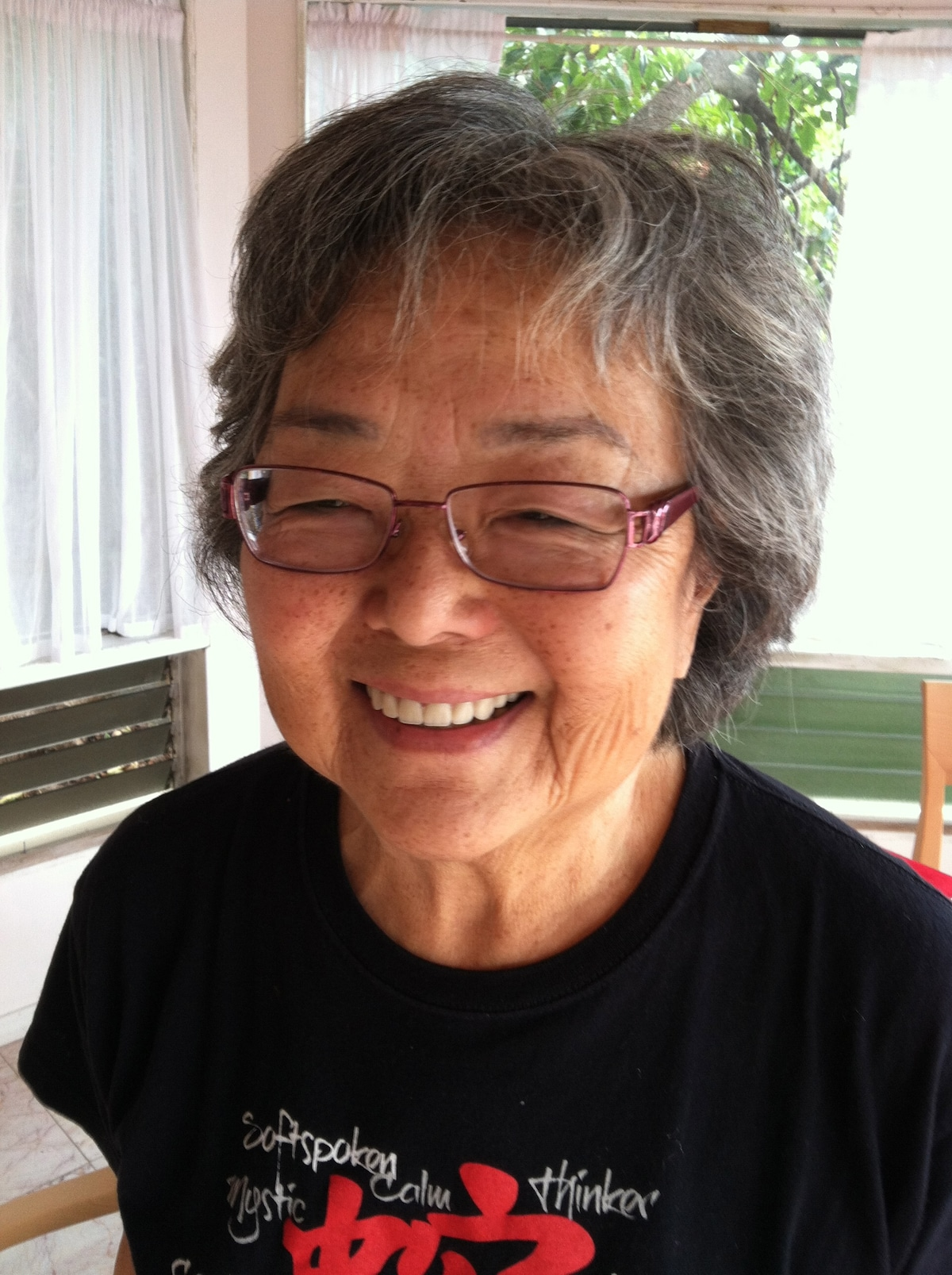 Faye From Kailua, HI