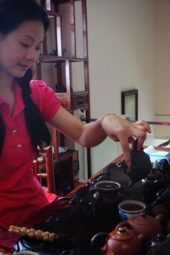 小勤 from Lijiang