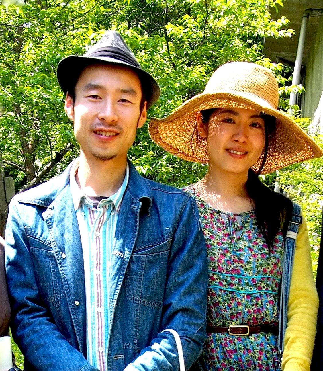 Sachi & Kota from Jongno-gu