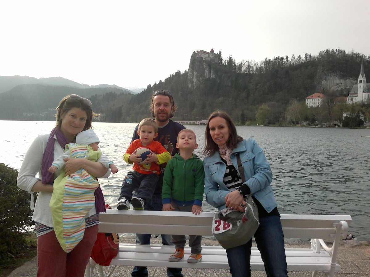 Bojan And Laura from Bled
