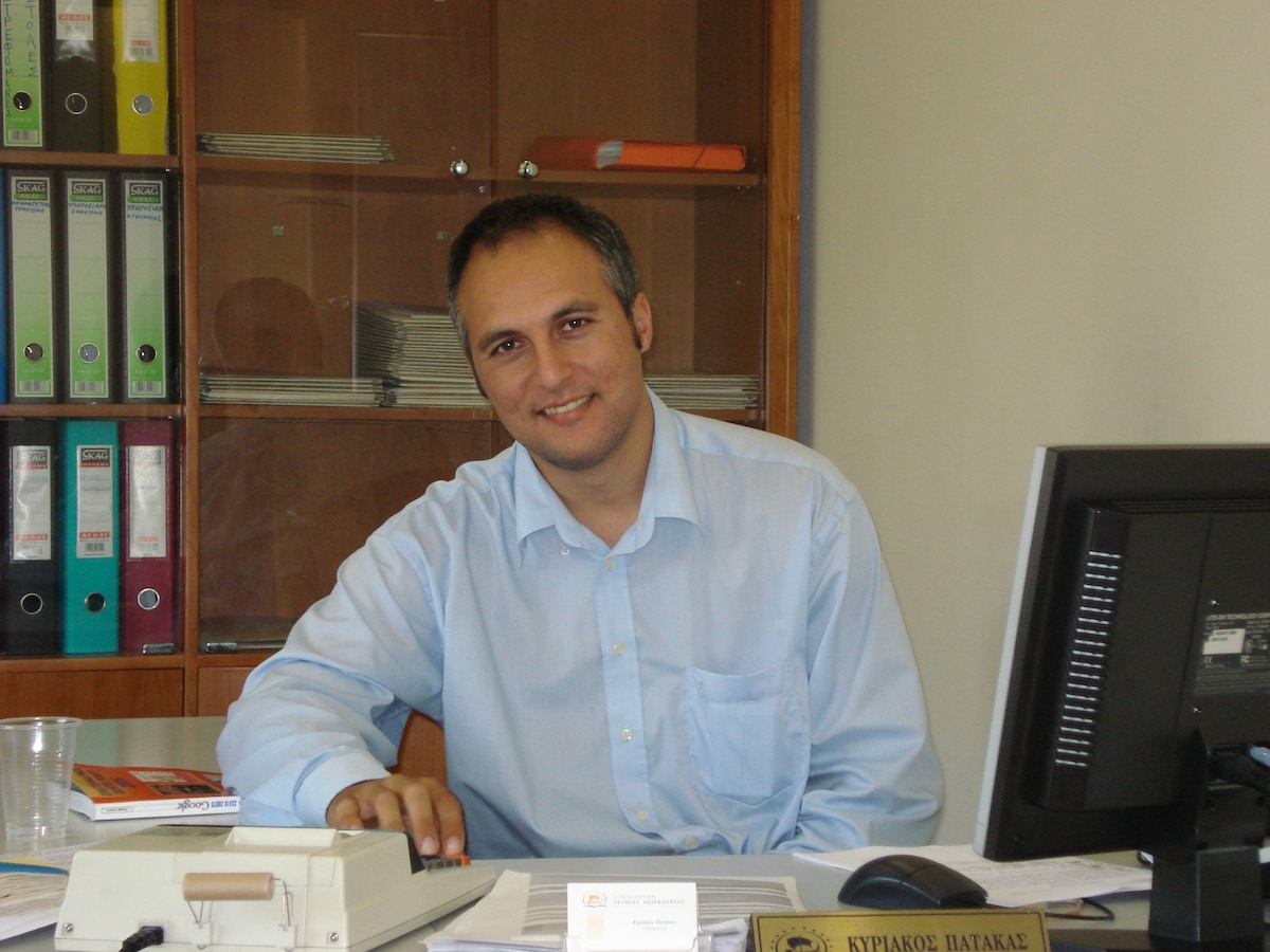 Kyriakos From Rhodes, Greece