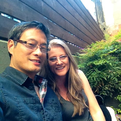 Angela And Tuan from Abbotsford