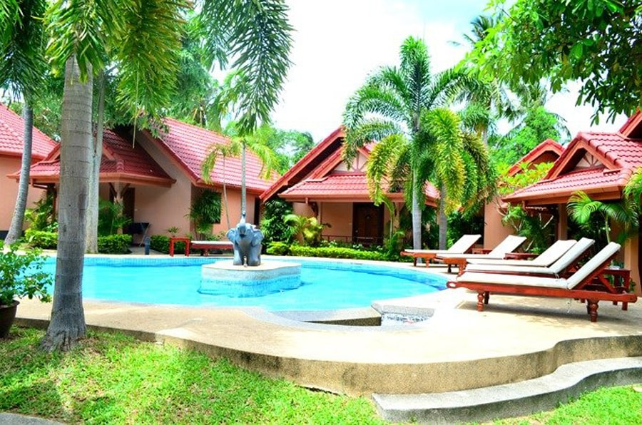Happy Elephant Resort from Rawai