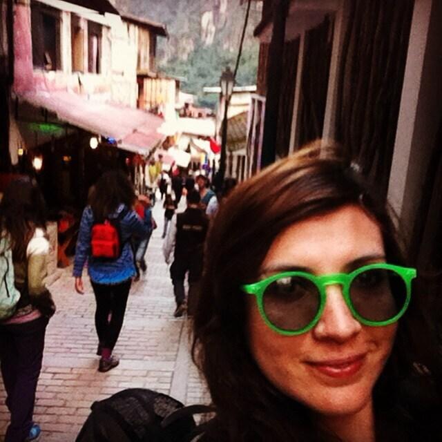 Erika from Bogota