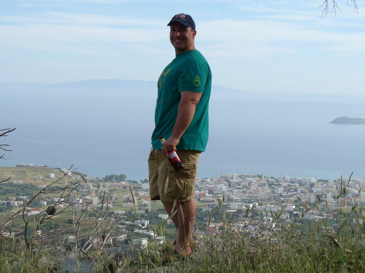 Alex From Kallithea, Greece