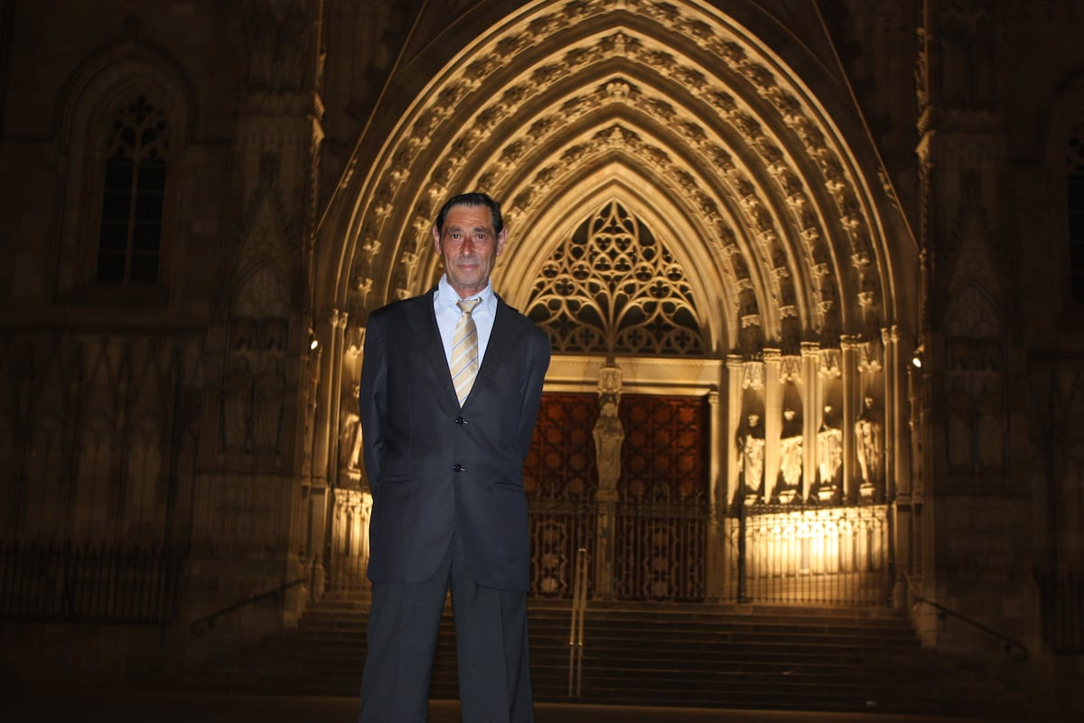 Leandro from Barcelona
