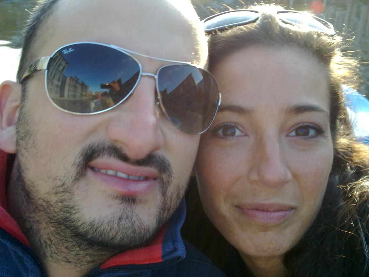 Giacomo E Barbara From Cattolica, Italy