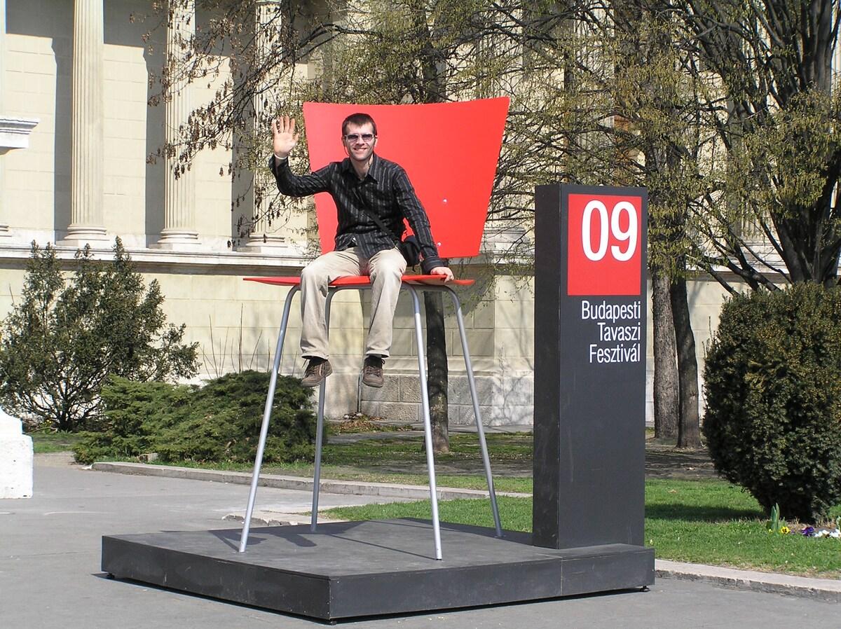Tibor from Pécs