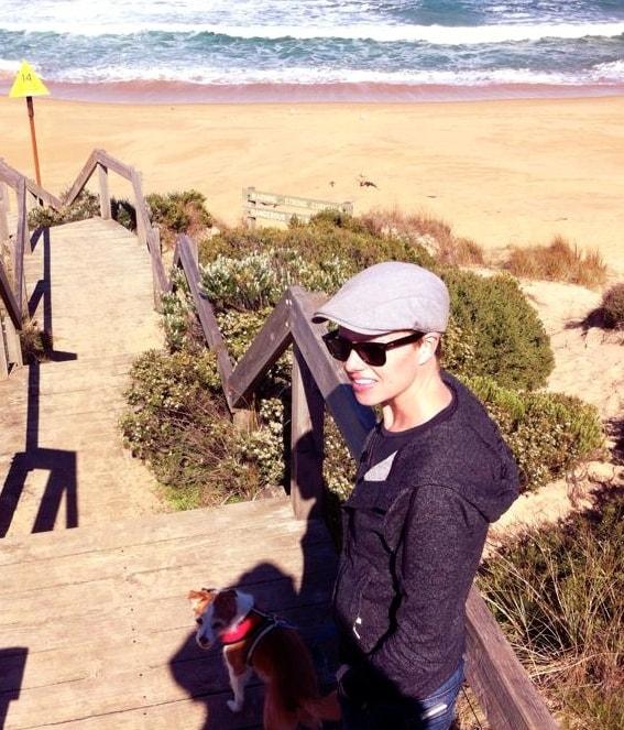 Jane from Lovina Beach