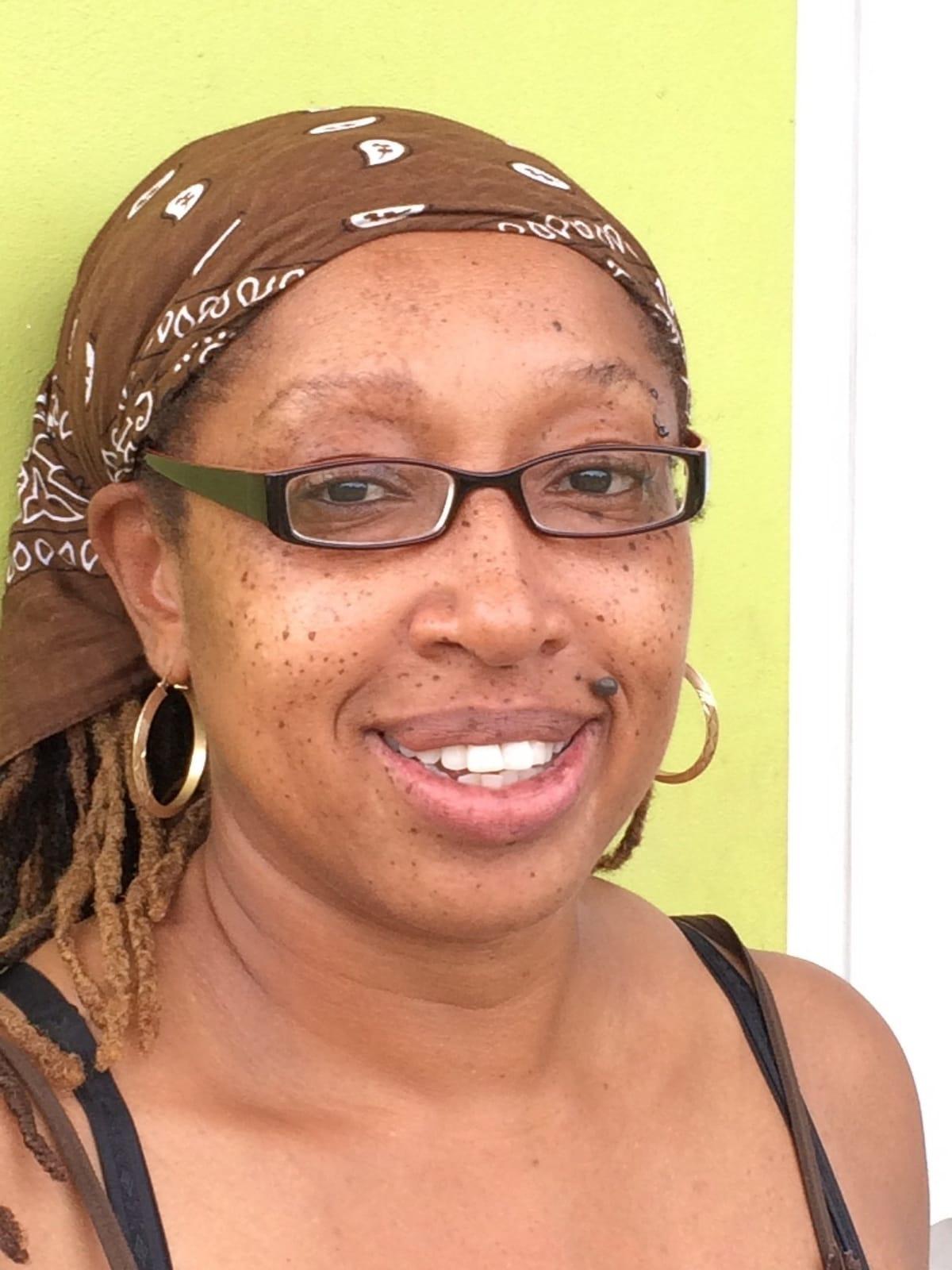 Karen from St Kitts and Nevis