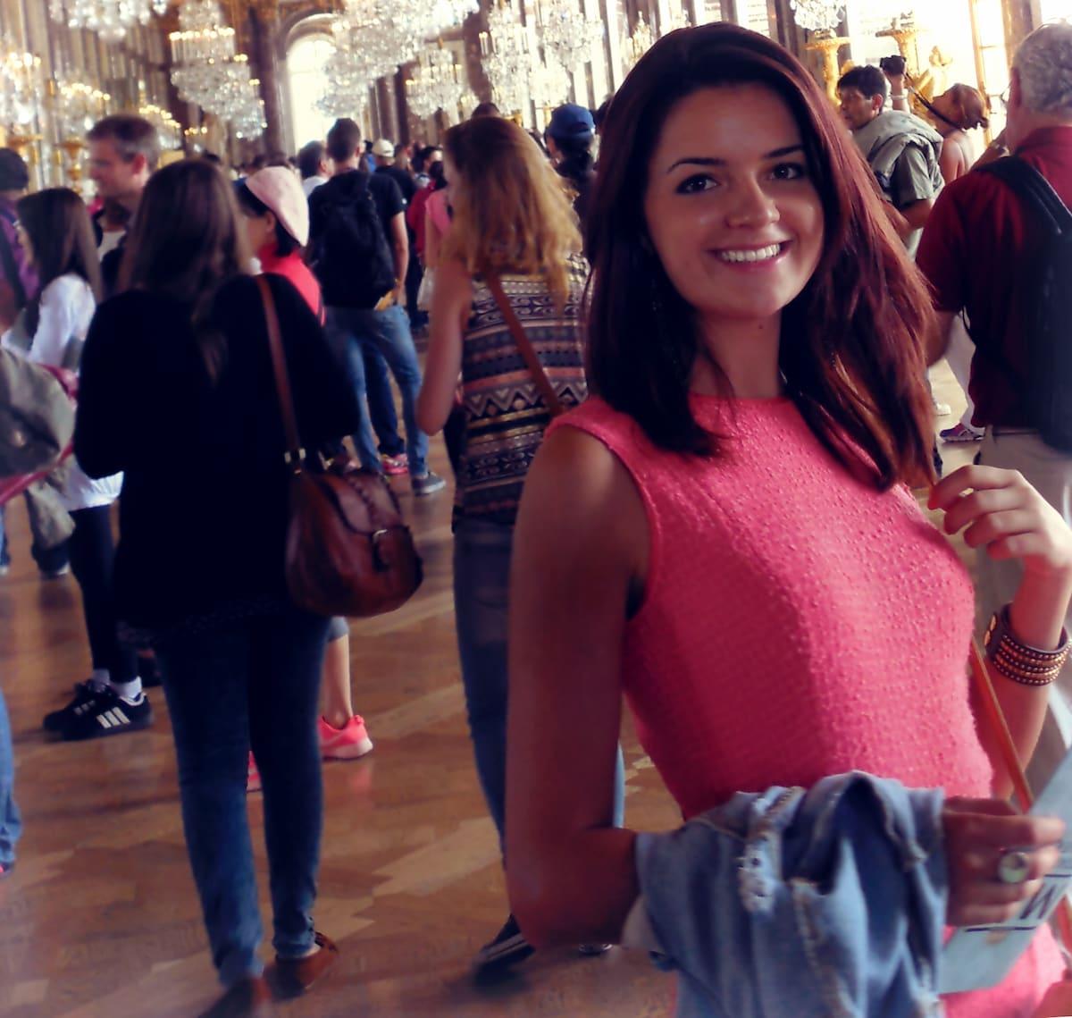 Ioana From Dejani, Romania
