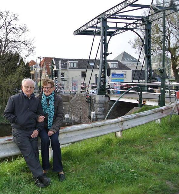 Hans & Mieke From Voorburg, Netherlands