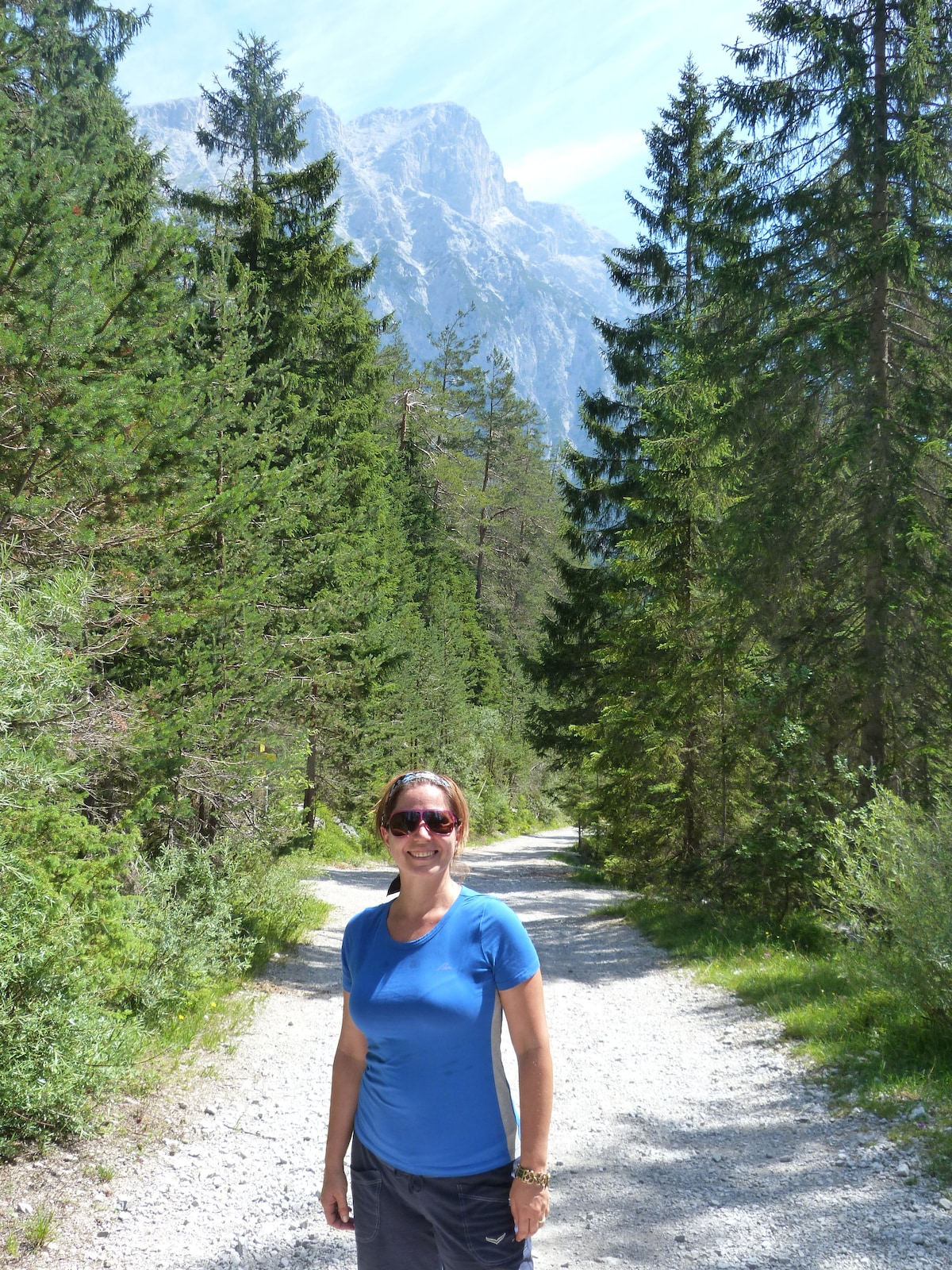 Seefeld and me: it was love at a first sight! Toge